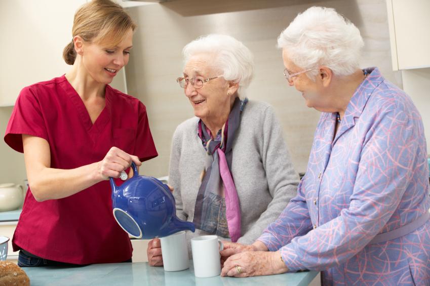 Senior Citizen Assisted Living Facilities